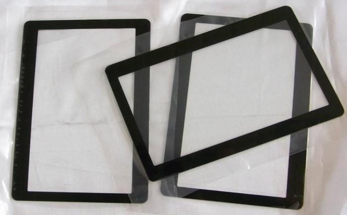玻璃丝印工艺