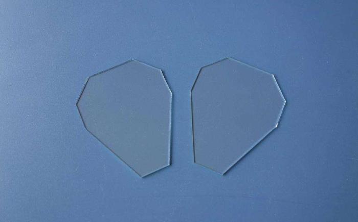 超薄浮法玻璃