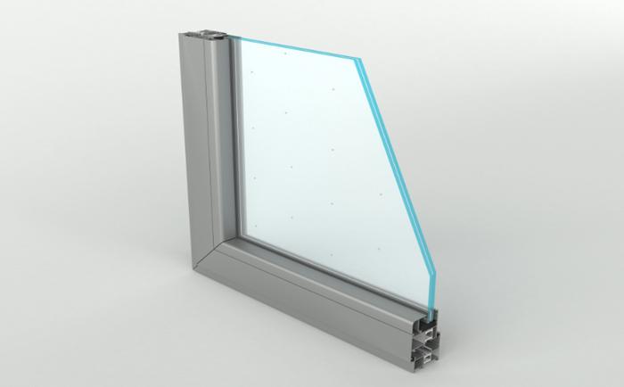 钢化真空玻璃