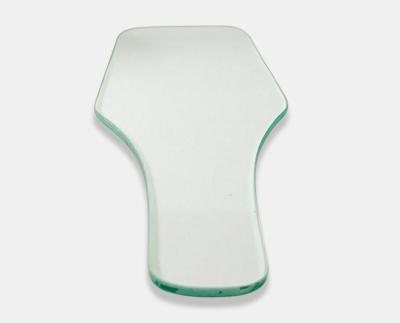 异形单玻璃制作