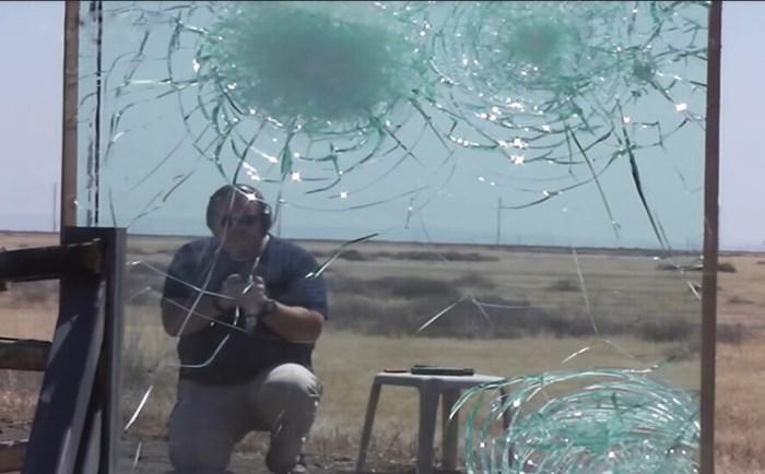 单向防弹玻璃